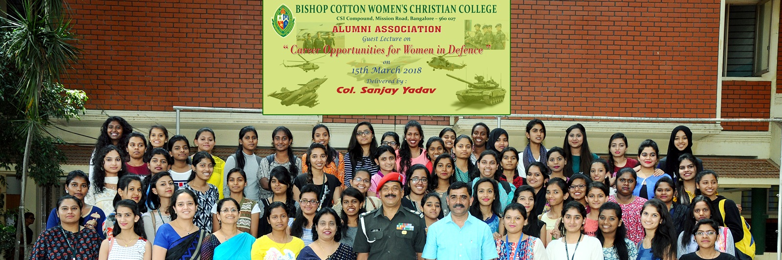 Bishop Cotton Women's Christian College | Bangalore